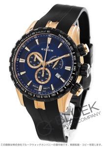エドックス グランドオーシャン クロノグラフ 300m防水 腕時計 メンズ EDOX 10226-37RNCA-BUIR