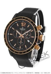 エドックス クロノラリー S クロノグラフ 腕時計 メンズ EDOX 10229-357NRCA-NIR