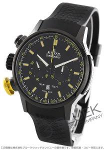 エドックス クロノラリー クロノグラフ 腕時計 メンズ EDOX 10302-37NJ-NOJ3