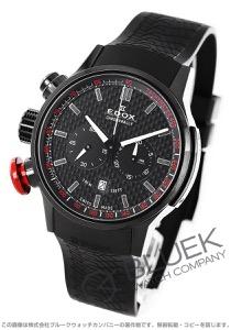 エドックス クロノラリー クロノグラフ 腕時計 メンズ EDOX 10302-37N-NIN