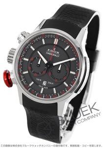 エドックス クロノラリー クロノグラフ 腕時計 メンズ EDOX 10302-3-GR3