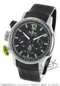 エドックス クロノラリー クロノダカールIII 世界限定1000本 クロノグラフ 腕時計 メンズ EDOX 10303-TIN-NV