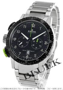 エドックス クロノラリー1 クロノグラフ 腕時計 メンズ EDOX 10305-3NVM-NV