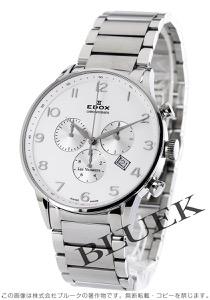 エドックス レ・ボベール クロノグラフ 腕時計 メンズ EDOX 10409-3A-ABN