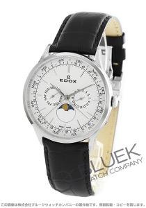 エドックス レ・ボベール ムーンフェイズ 腕時計 メンズ EDOX 40101-3C-AIN