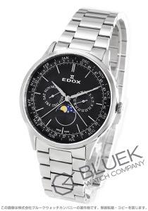 エドックス レ・ボベール ムーンフェイズ 腕時計 メンズ EDOX 40101-3M-NIN