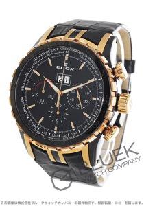 エドックス グランドオーシャン エクストリームセーリング スペシャルディション クロノグラフ 300m防水 腕時計 メンズ EDOX 45004-357RN-NIR