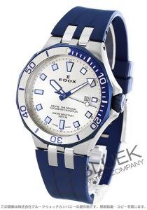 エドックス デルフィン ダイバー デイト 300m防水 腕時計 メンズ EDOX 53015-357BUCA-AIBU