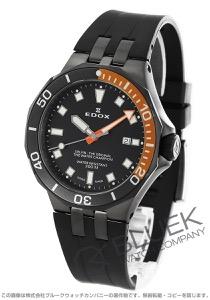 エドックス デルフィン ダイバー デイト 300m防水 腕時計 メンズ EDOX 53015-357GNOCA-NIN