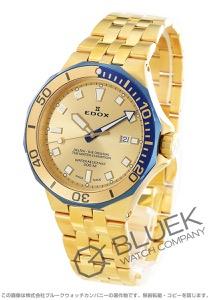 エドックス デルフィン ダイバー デイト 300m防水 腕時計 メンズ EDOX 53015-357JBUM-DI