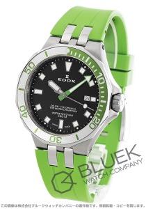 エドックス デルフィン ダイバー デイト 300m防水 腕時計 メンズ EDOX 53015-3VCA-NIN