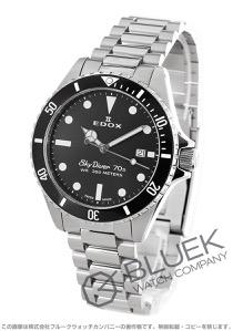 エドックス スカイダイバー 70s 300m防水 腕時計 メンズ EDOX 53017-3NM-NI