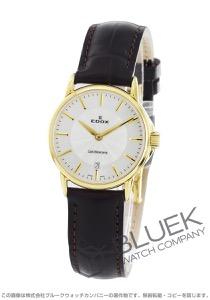 エドックス レ・ベモン ウルトラスリム 腕時計 レディース EDOX 57001-37J-AID