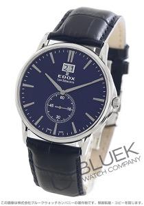エドックス レ・ベモン 腕時計 メンズ EDOX 64012-3-BUIN