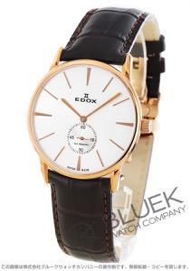 エドックス レ・ベモン ウルトラスリム 腕時計 メンズ EDOX 72014-37R-AIR