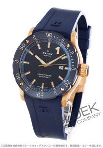 エドックス クロノオフショア1 プロフェッショナル 500m防水 腕時計 メンズ EDOX 80099-37RBU3-BUIR3