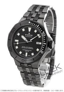 エドックス デルフィン ダイバー デイト 300m防水 腕時計 メンズ EDOX 80110-357GNM-GIN