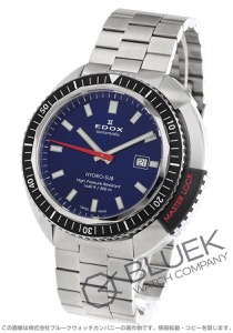 エドックス ハイドロサブ 500m防水 腕時計 メンズ EDOX 80301-3NM-BUIN