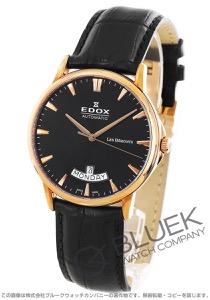 エドックス レ・ベモン 腕時計 メンズ EDOX 83015-37R-NIR