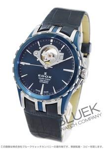 エドックス グランドオーシャン オープンハート 腕時計 メンズ EDOX 85008-357B-BUIN