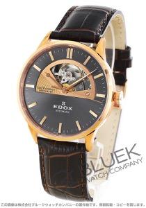 エドックス レ・ボベール 腕時計 メンズ EDOX 85014-37RGIR