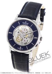 エドックス レ・ベモン オープンハート 腕時計 メンズ EDOX 85300-3-BUIN