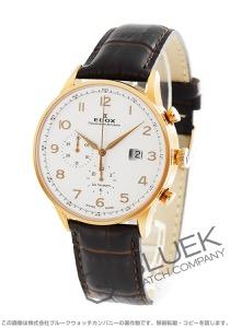 エドックス レ・ボベール クロノグラフ 腕時計 メンズ EDOX 91001-37R-ABR