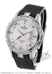 エドックス グランドオーシャン GMT 腕時計 メンズ EDOX 93004-3-AIN