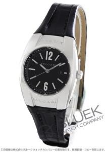 ブルガリ エルゴン アリゲーターレザー 腕時計 レディース BVLGARI EG30BSLD