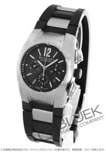 ブルガリ エルゴン クロノグラフ 腕時計 ユニセックス BVLGARI EG35BSVDCH
