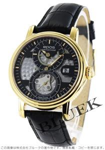 エポス エモーション レギュレーター リミテッドエディション 世界限定120本 腕時計 メンズ EPOS 3392YGBK LTD80