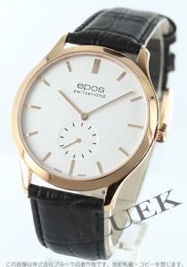エポス ラウンド 腕時計 メンズ EPOS 3408GPWH