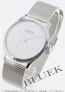 エポス ラウンド 腕時計 メンズ EPOS 3408WHM