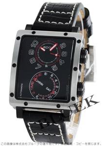 エポス スポーティブ 3416 セカンドタイムゾーン 腕時計 メンズ EPOS 3416BSABK