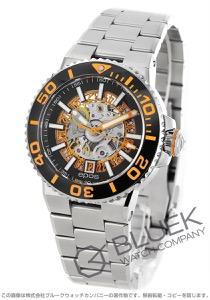 エポス スポーティブ スケルトン 500m防水 腕時計 メンズ EPOS 3441SKBKORM