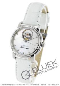 エポス ラウンド オープンハート ダイヤ 腕時計 レディース EPOS 4314OHPLWH