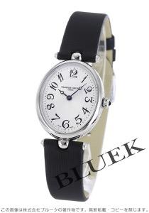 フレデリックコンスタント アールデコ サテンレザー 腕時計 レディース FREDERIQUE CONSTANT 200A2V6
