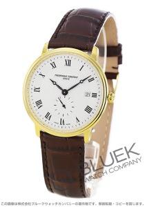 フレデリックコンスタント スリムライン 腕時計 メンズ FREDERIQUE CONSTANT 245M5S5