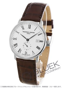 フレデリックコンスタント スリムライン 腕時計 メンズ FREDERIQUE CONSTANT 245WR5S6DBR
