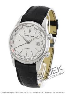 フレデリックコンスタント インデックス ワールドタイマー GMT 腕時計 メンズ FREDERIQUE CONSTANT 255S6B6