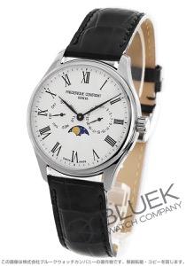 フレデリックコンスタント クラシック ムーンフェイズ 腕時計 メンズ FREDERIQUE CONSTANT 260WR5B6