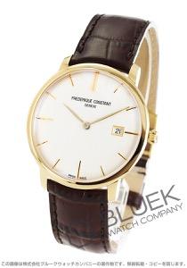 フレデリックコンスタント スリムライン 腕時計 メンズ FREDERIQUE CONSTANT 306V4S5