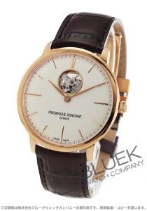 フレデリックコンスタント スリムライン 腕時計 メンズ FREDERIQUE CONSTANT 312V4S4