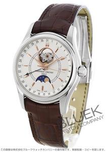 フレデリックコンスタント インデックス ムーンタイマー ムーンフェイズ 腕時計 メンズ FREDERIQUE CONSTANT 335V6B6