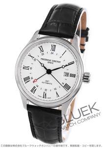 フレデリックコンスタント クラシック GMT 腕時計 メンズ FREDERIQUE CONSTANT 350MC5B6