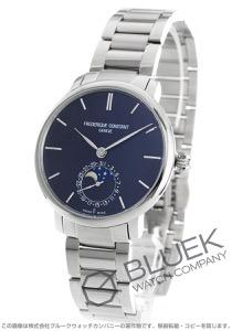フレデリックコンスタント マニュファクチュール スリムライン ムーンフェイズ 腕時計 メンズ FREDERIQUE CONSTANT 703N3S6B