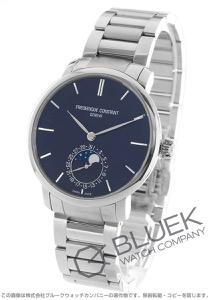 フレデリックコンスタント マニュファクチュール スリムライン ムーンフェイズ 腕時計 メンズ FREDERIQUE CONSTANT 705N4S6B2