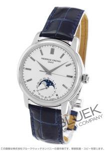 フレデリックコンスタント マニュファクチュール クラシック ムーンフェイズ クロコレザー 腕時計 メンズ FREDERIQUE CONSTANT 715S4H6-N
