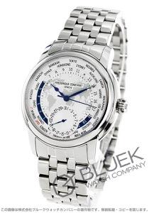 フレデリックコンスタント マニュファクチュール ワールドタイマー GMT 腕時計 メンズ FREDERIQUE CONSTANT 718WM4H6B