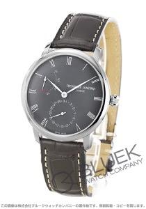 フレデリックコンスタント マニュファクチュール スリムライン パワーリザーブ アリゲーターレザー 腕時計 メンズ FREDERIQUE CONSTANT 723GR3S6